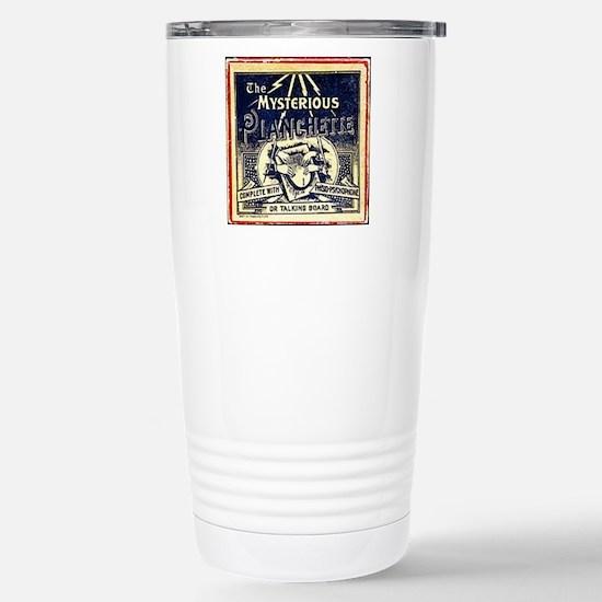 Vintage Ouija Mystery p Stainless Steel Travel Mug