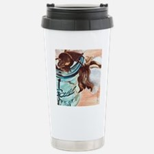 Had a Ball with Cotton Stainless Steel Travel Mug