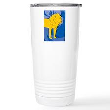 Lion iPad Sleeve Travel Mug