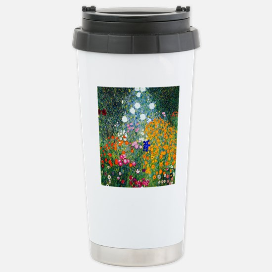 Klimt Stainless Steel Travel Mug