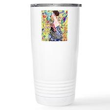 Klimt Thermos Mug