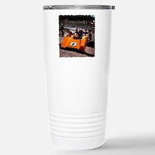 Orange 5:  Can-Am MacLa Stainless Steel Travel Mug