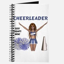 Cheerleader #3 Journal