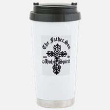 The Father, Son & Holy  Travel Mug