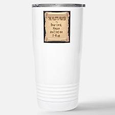 PilotsPrayerFuoLuggHand Travel Mug