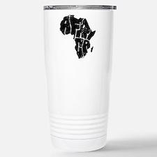 Africa Undivided Travel Mug