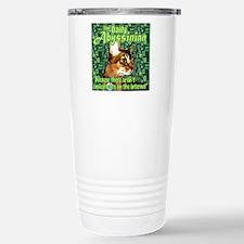 Internet Needs More Cat Travel Mug