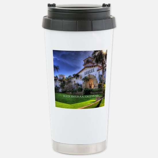 Courthouse Stainless Steel Travel Mug