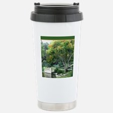 Oasis in a Sea of Green Travel Mug