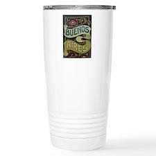Buenos Aires fileteado Thermos Mug