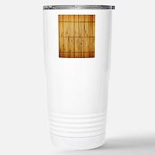 Bamboo Thermos Mug