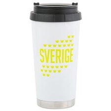 Sveriges kronor Travel Mug