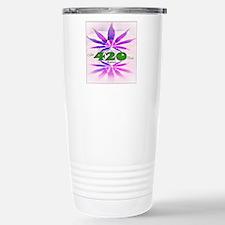 Lady Bud Travel Mug