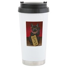 Maneki Neko Bast Travel Coffee Mug