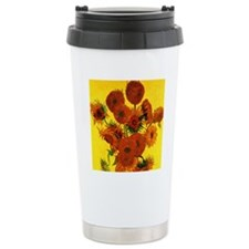 Van Gogh Fifteen Sunflo Travel Mug