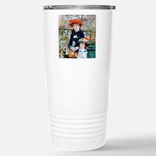 WoodClock Renoir Stainless Steel Travel Mug