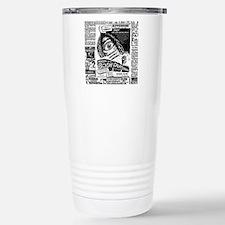 Movie Ad Body Snatchers Stainless Steel Travel Mug