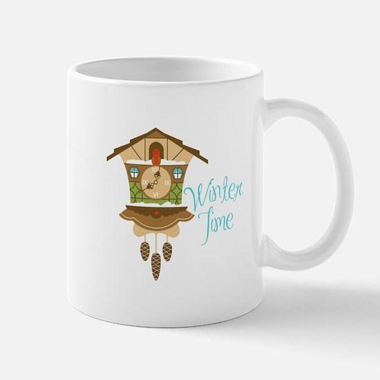 Winter Jone Mugs