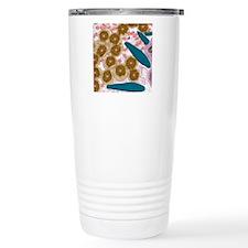 Sperm in the testis, TE Travel Coffee Mug