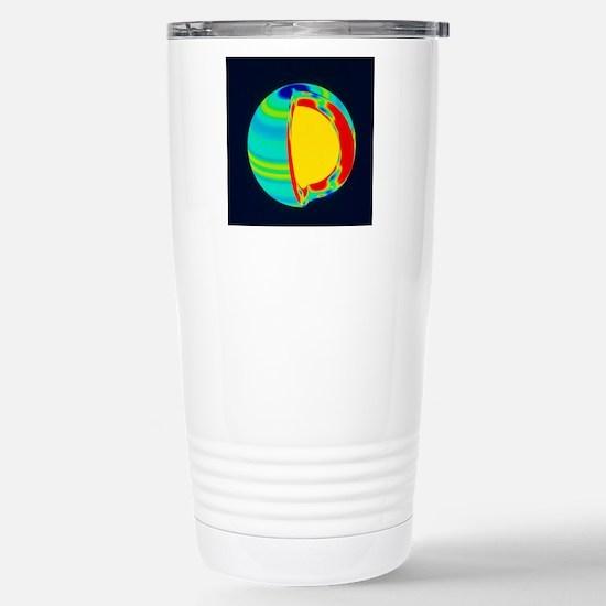 SOHO image of solar (Su Stainless Steel Travel Mug
