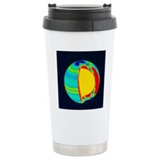 SOHO image of solar (Su Travel Mug