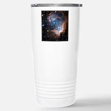 Starbirth region NGC 60 Stainless Steel Travel Mug