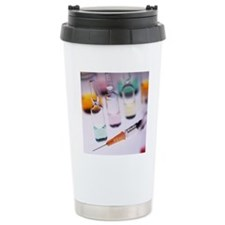 Vaccination research Thermos Mug