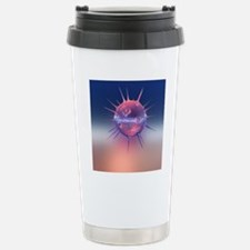 Virus Stainless Steel Travel Mug