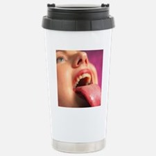 View of the healthy ton Stainless Steel Travel Mug