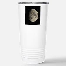 Waxing gibbous Moon Stainless Steel Travel Mug