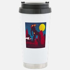 Mars the Red Planet Stainless Steel Travel Mug