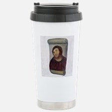 Jesus Fresco full Travel Mug
