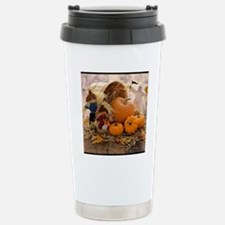 Fall Season Stainless Steel Travel Mug