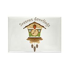 Seasons Greetings Magnets