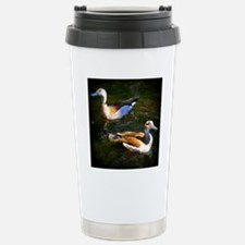DUCKS ON THE POND Travel Mug