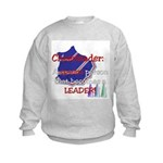 Cheerleader...A special Kids Sweatshirt