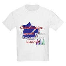 Cheerleader...A special T-Shirt