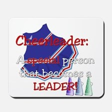 Cheerleader...A special Mousepad