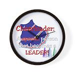 Cheerleader...A special Wall Clock