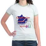 Cheerleader...A special Jr. Ringer T-Shirt