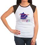 Cheerleader...A special Women's Cap Sleeve T-Shirt