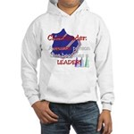 Cheerleader...A special Hooded Sweatshirt
