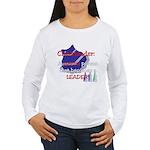 Cheerleader...A special Women's Long Sleeve T-Shir