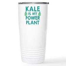Kale is my power plant Travel Mug