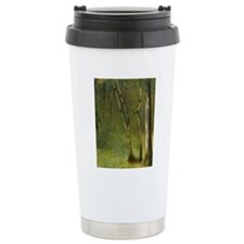 The Forest at Pontauber Travel Mug