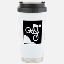 biker mountain bike mtb Travel Mug