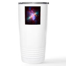 Fiery Galaxy Travel Mug