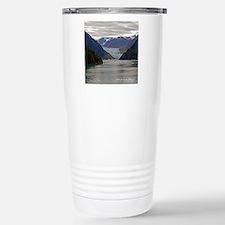 Tracy Arm Glacier Stainless Steel Travel Mug