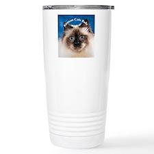 Birman Cat Magnet Travel Mug