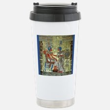 Tutankhamons Throne Stainless Steel Travel Mug